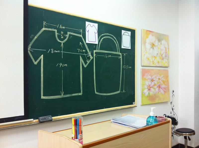 教室墙面布置设计图片展示